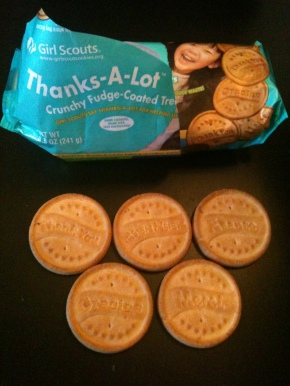 A Rant About Girl ScoutCookies