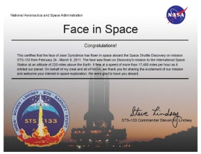 The Shuttle Program Takes aBow