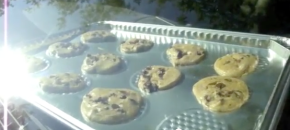 How to Bake Chocolate Chip Dashboard  Cookies: Celebrating a Texas HeatwaveRecord!