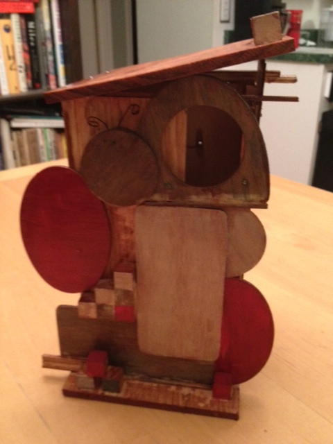 make a birdhouse, birdhouse