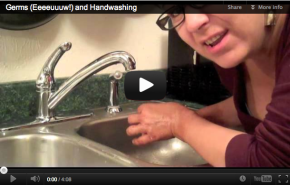 Germs (Eeeeuuuw!) and Handwashing