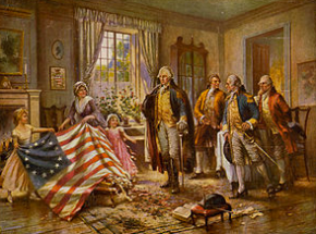 The Mythology of Betsy Ross and the American Flag