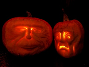 Not Your Mama's Jack-O-Lantern: Pumpkin Sculpting