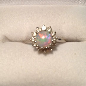 Opals: Fires andRainbows